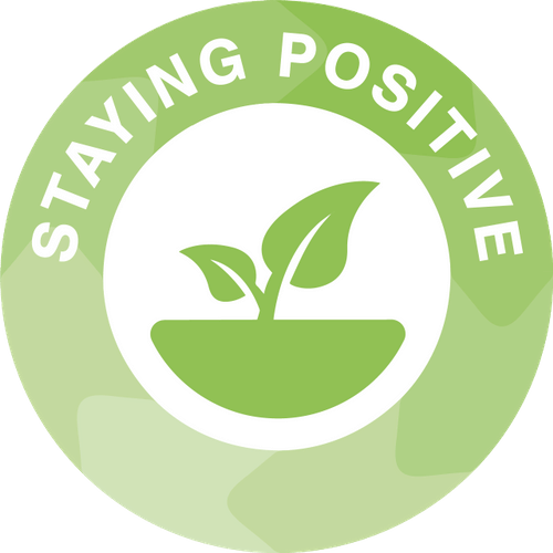 Staying Positive icon